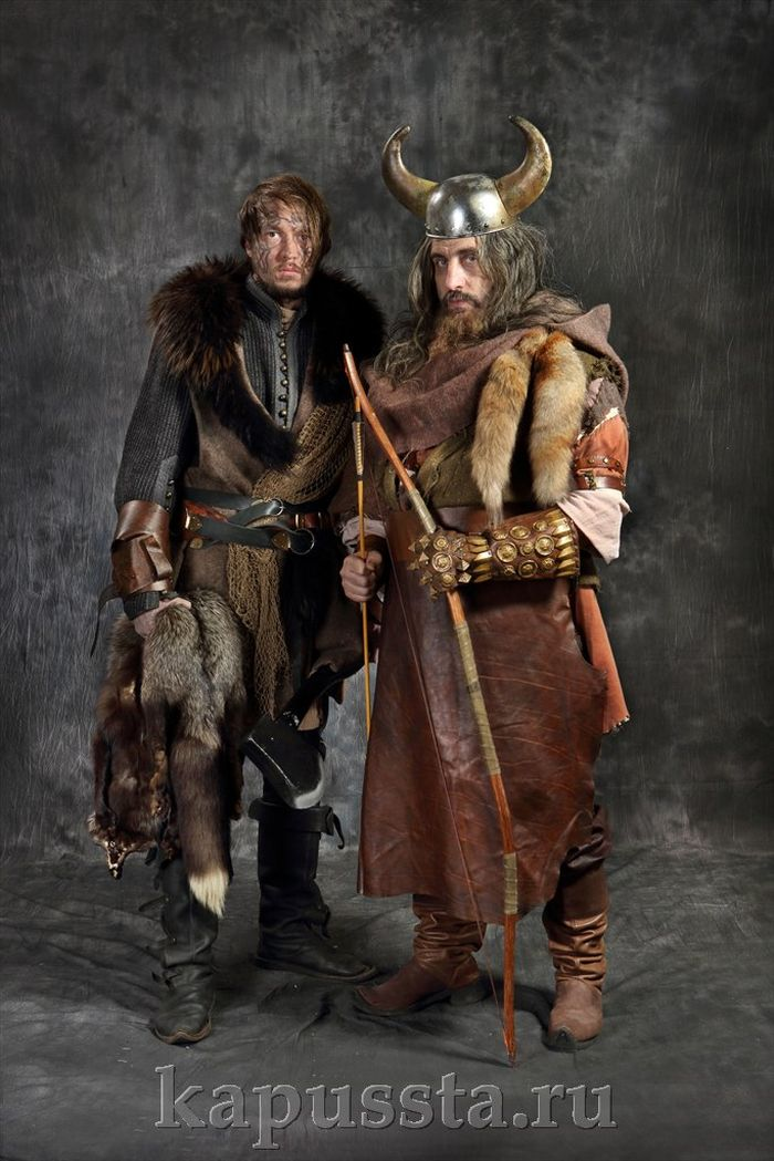 Men's Viking Costumes