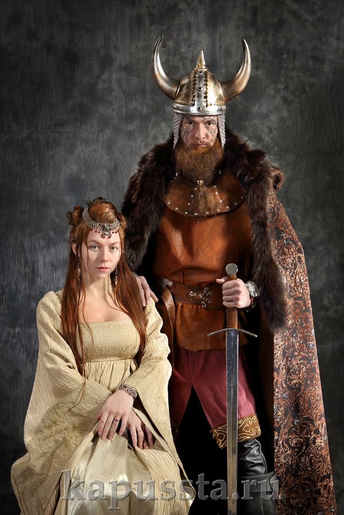 Viking Age Costumes