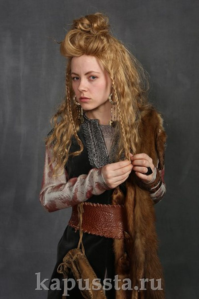 Vikings women's costume