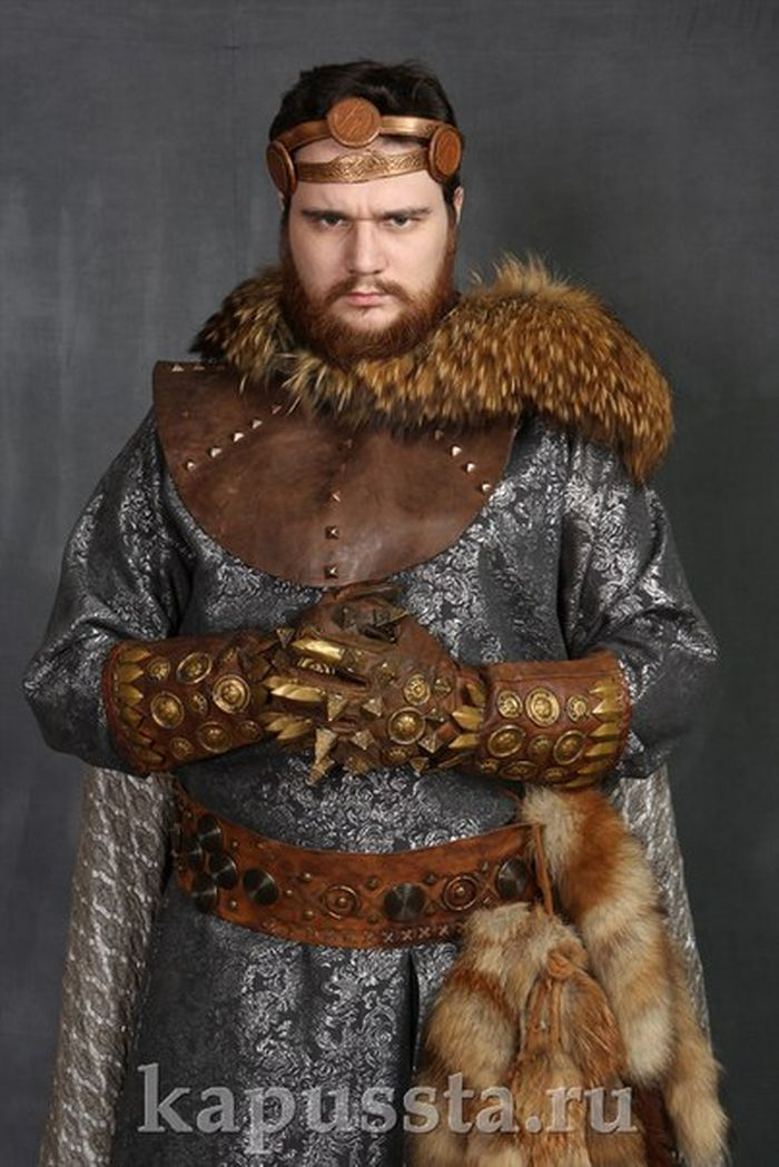 Vikings men's suit
