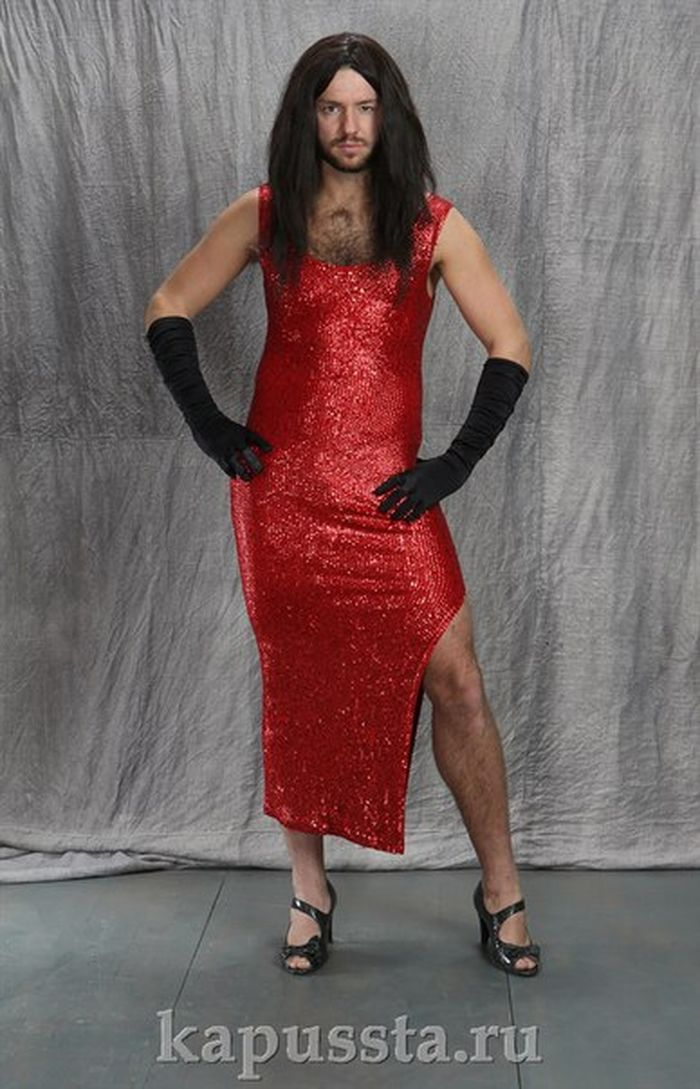 Conchita Woods Costume