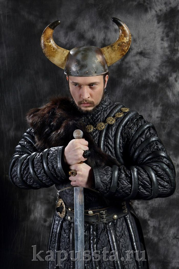 Scandinavian Warrior Costume